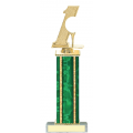 Trophies - #Golf Hole In One Style D Trophy