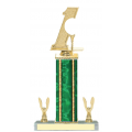 Trophies - #Golf Hole In One Style E Trophy