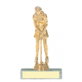 Trophies - #Golf Putter Style A Trophy -  Female