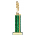 Trophies - #Golf Putter Style D Trophy - Female