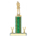 Trophies - #Golf Putter Style E Trophy - Female