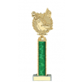 Trophies - #Golf Wreath Style B Trophy