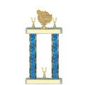 Trophies - #F-Style Tennis Laurel
