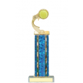 Trophies - #D-Style Tennis Ribbon Star