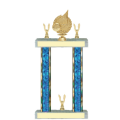 Trophies - #F-Style Volleyball Laurel