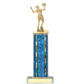 Trophies - #D-Style Volleyball Female Player