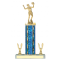 Trophies - #E-Style Volleyball Female Player