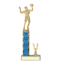 Trophies - #C-Style Volleyball Male Player